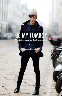 lully21:  be my tomboy