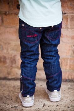 Mooce jeans, from size 2 - 6, shop @ www.mooce.com.au