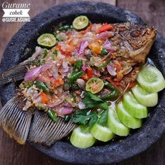 Fish Recipes, Asian Recipes, Healthy Recipes, Healthy Food, Brunch Sydney, Fun Cooking, Cooking Recipes, Malaysian Food, Indonesian Food