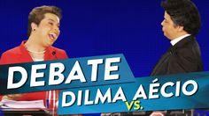 Bostaço: Debate Dilma vs Aécio