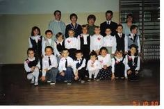 Kronika klasowa: Rok szkolny 2001/2002