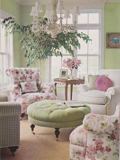 shabby chic interiors: la mia camera da letto in 3d | home decor ... - Camera Da Letto Stile Shabby Chic