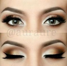 Maquillage Yeux  10 maquillages pour les yeux verts !