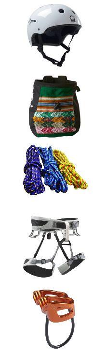Rock Climbing Gear for Beginners | Find more on boxagon.com #Boxagon #Sports