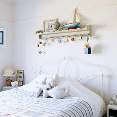 Child's pastel bedroom | Children's room design ideas | Decorating | housetohome.co.uk