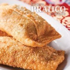 Egg rolls au porc - Recettes - Cuisine et nutrition - Pratico Pratique