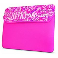 Sumo SUMO-IPADSGX Graffiti Sleeve for 8.9-inch Netbook - Pink