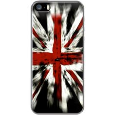 England UK Flag Art By Wonderful Dream Picture for                           Apple  iPhone 5/5s