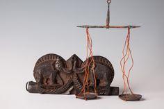 Obiekt na dzień dobry: Waga do opium - Muzeum Etnograficzne w Krakowie / Ethnographic Museum in Kraków