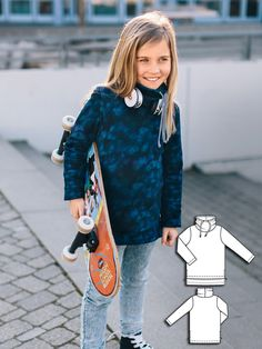 Cool Kids: 8 New Sewing Patterns for Kids