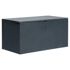 Spacemaker 134.5 Gallons Deck Box - Anthracite (Grey) - Arrow Storage Products