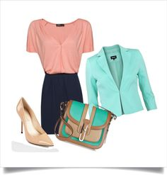 """""""teacher chic"""" by nberryowens on Polyvore"""