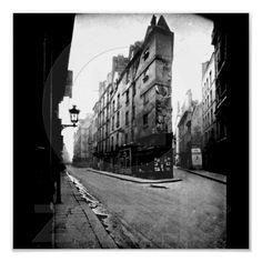 Poster-Vintage Photos-Eugène Atget 16