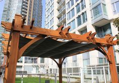 10'x12' Breeze Pergola with Retractable Canopy - Outdoor Living Today