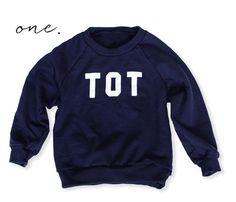 Tot sweatshirt by Tosan