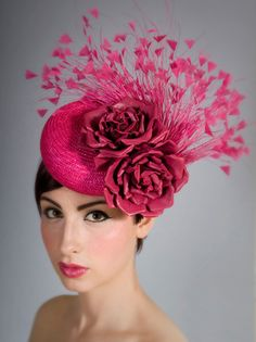 52 Best Hats and Fascinators images in 2019  17e6d71d1fbb