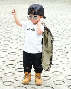 What's New for Boys Toddler Swag, Toddler Boy Fashion, Little Boy Fashion, Toddler Boy Outfits, Toddler Boys, Kids Fashion, Sweet Fashion, Fashion 2016, Fashion Wear