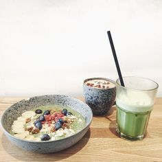 Perfect Wednesday morning filled with matcha in every possible way  by copenhagencakes