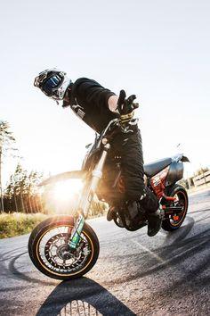 Motorbike…
