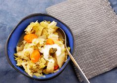 Order Chef Elle's Hearty Cabbage and Vegetable Stew for $6 on mytable.org