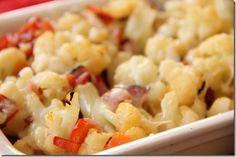 A Vintage Recipe Revamp for Cauliflower Casserole