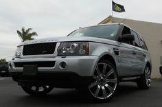 22's F LOADED! 08 RANGE ROVER HSE $69/wk Pay Plan For Active Military Only #amoinc FINANCE http://www.activemilitaryonly.com/#!financing/ccgu txt6193576977 E1+ $0 DOWN