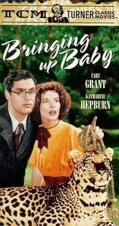 "Bringing Up Baby 1938. I want to see this movie.  It's on my ""must have"" list."