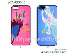 Disney frozen Phone Cases, iPhone 5 Case, iPhone 5S/5C Case, iPhone 4/4S Case, Samsung Galaxy S4 case, Galaxy S3 case elsa and anna -400540