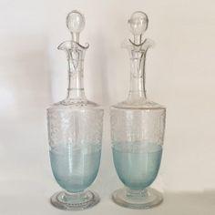 stourbridge600 Bottle, Glass, Home Decor, Decoration Home, Drinkware, Room Decor, Flask, Corning Glass, Home Interior Design