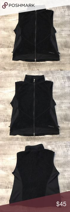 Patagonia Retro Polartec Vest Women's Size Medium Patagonia Polartec Vest Women's Size Medium with normal wear. Inside tag has a tear as shown, full zip Patagonia Jackets & Coats Vests