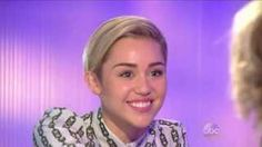 Miley Cyrus on Life After Liam Hemsworth | Barbara Walters Most Fascinating People |  ABC News