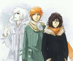 Find images and videos about anime, bleach and Ichigo on We Heart It - the app to get lost in what you love. Ichigo Manga, Manga Bleach, Ichigo X Orihime, Bleach Fanart, Manga Anime, Wallpaper Bleach, Hd Wallpaper, Tensa Zangetsu, Bleach Pictures