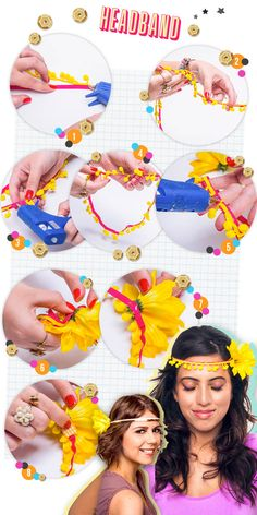 DIY de carnaval