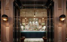 The Connaught Bar, The Connaught London| Luxury Restaurant Interior Design