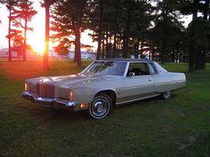 1975 Chrysler New Yorker by Hartog, via Flickr