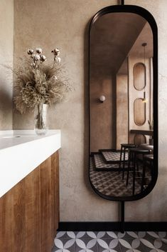 Sivak + Partners design snug urban interior for Odessa's Daily Café Art House Movies, Small Hall, Communal Table, Home Bar Designs, Coffee Places, Tadelakt, Interior Design Studio, Home Living, Small Bathroom