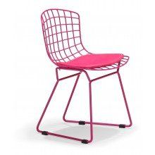 Baby Wire Chair in Pink