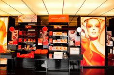 Image result for sephora interior stands