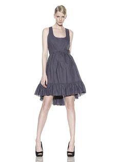 Cynthia Rowley Alice's Pleated Dress