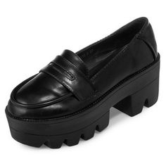 Platform Loafers from #YesStyle <3 yeswalker YesStyle.com