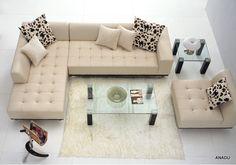 sofa de canto - Pesquisa Google