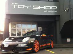 Porsche 911 2007 GT3 RS - Auckland Workshop