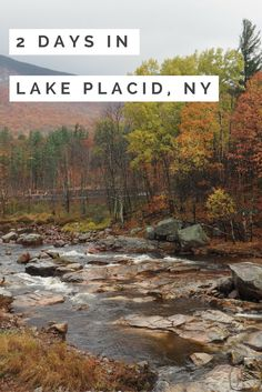 Lake Placid is a beautiful place for a weekend trip especially in the autumn months, here's why it's worth it. New York Travel, Travel Usa, Travel Local, Travel Tips, Solo Travel, Places To Travel, Places To See, Travel Destinations, Lake Placid New York