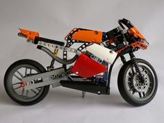 LEGO Ducati