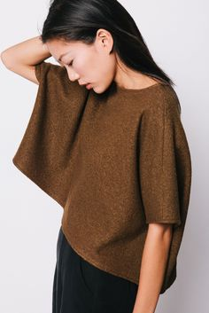 Visibly Interesting: Linn Sweater