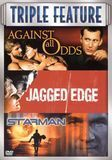 Against All Odds/Jagged Edge/Starman [3 Discs] [DVD]