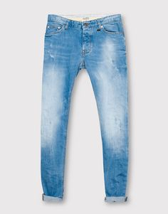 JEANS SKINNY FIT - JEANS - HOMBRE - PULL&BEAR España
