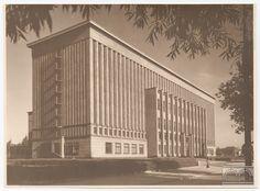 Biblioteka Jagiellońska, al. A. Mickiewicza 22 .1939 rok