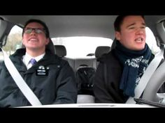Mormon Missionaries Car Song 5 Children Go haha I guess is how you make the days go faster :)