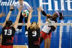 Las Reinas del Caribe vencen 3-0 a México en Copa Panamericana